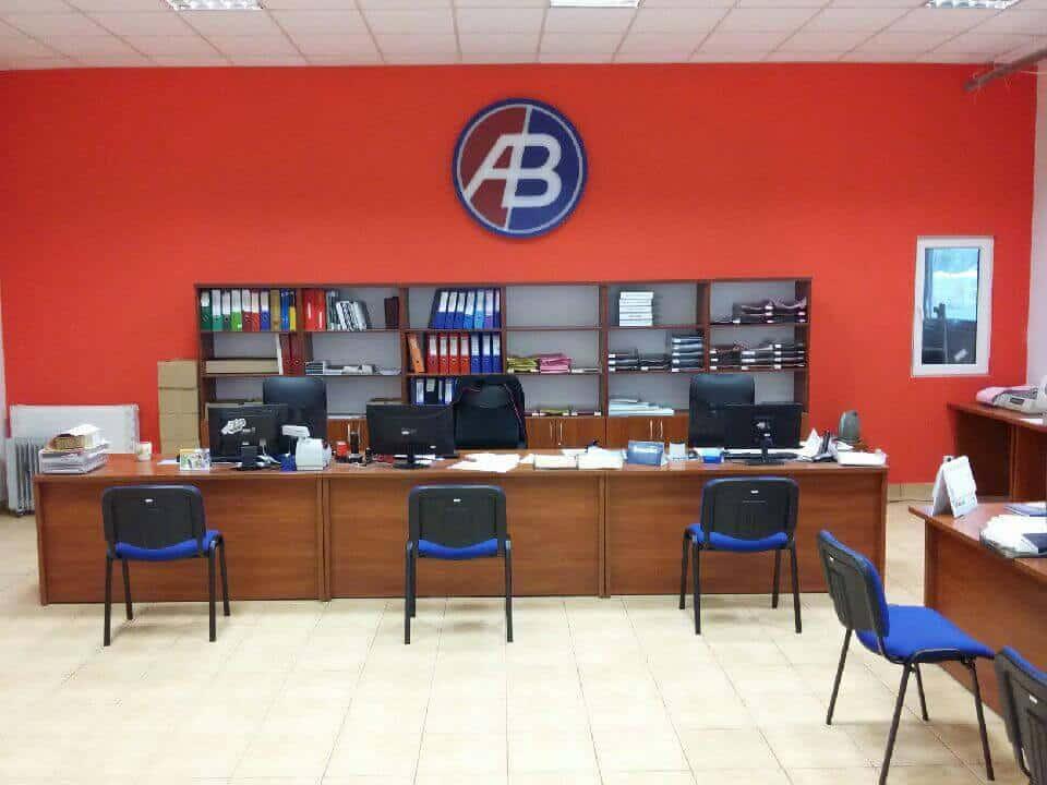Nowa siedziba – oddział AB Bechcicki w Szczecinie