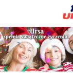 URSA spełnia świąteczne życzenia