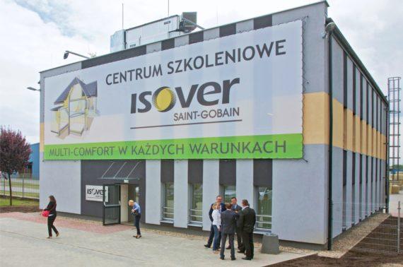 Szkolenie w fabryce ISOVER w Gliwicach