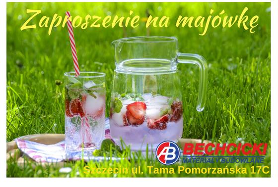 Majówka w AB Bechcicki o/Szczecin
