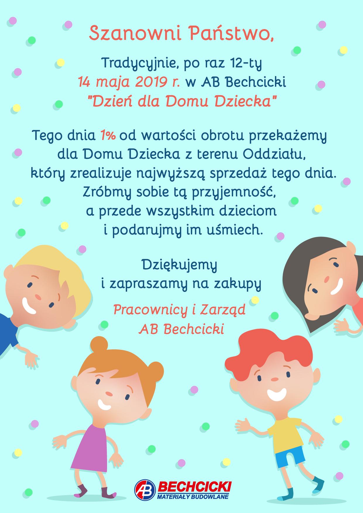 Dzień dla Domu Dziecka: XII edycja