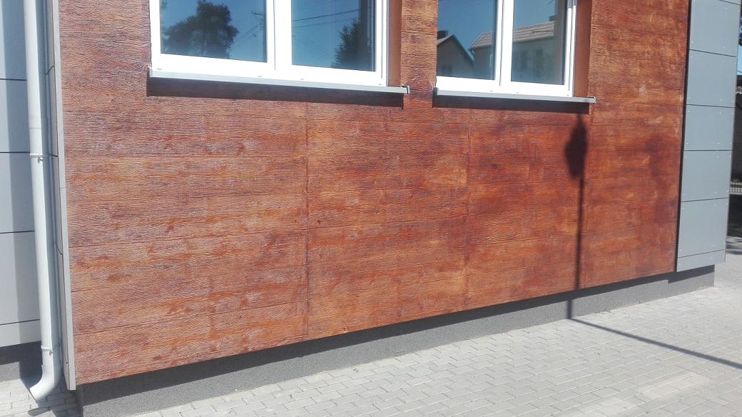 Unikatowe Efekty Na Fasadach Nowy Produkt Dekoral